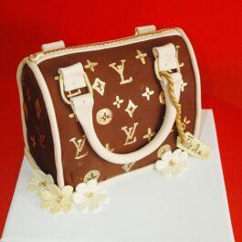 Torta Bolso LV