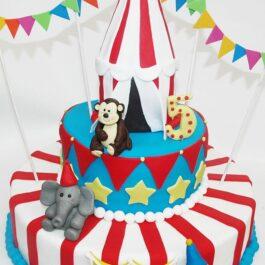 Torta Circo Bebe