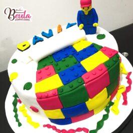 Torta Lego 1