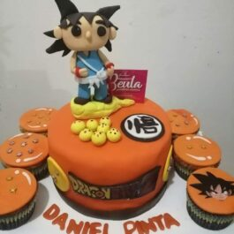 Combo pastelero Dragon ball Z (copia)