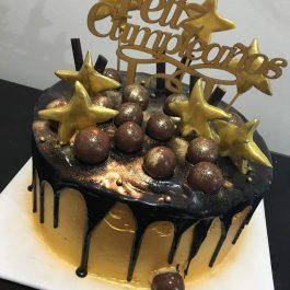Torta Chocolate Dorada