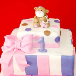 Torta Baby Ositos