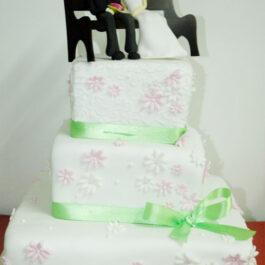 Torta Matrimonio Silla