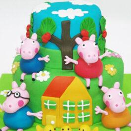 Torta Pepa Pig 2