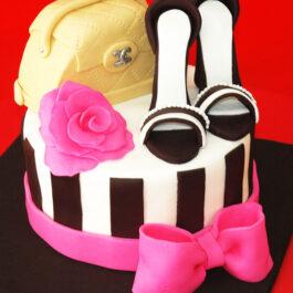 Torta Fashion Mujer