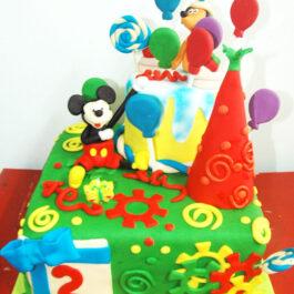 Torta Mickey Party