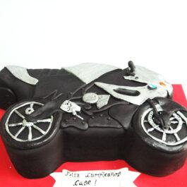 Torta Moto 2d