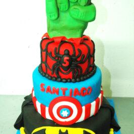 Torta Super Heores
