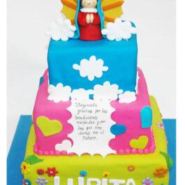 Torta Virgencita