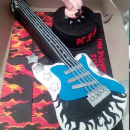 Torta Guitarra Electrica