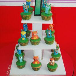 Cupcakes Bajo Terra