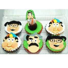 Cupcakes Chavo del 8