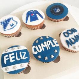 Cupcakes Millonarios