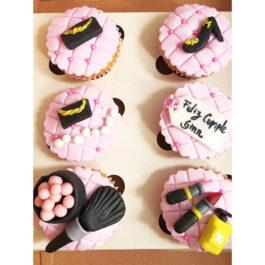 Cupcakes cosmeticos chanel