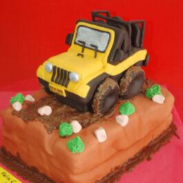Torta Jeep