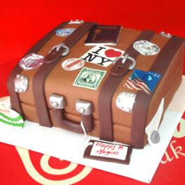 Torta Viaje