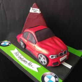 Torta Carro Rojo
