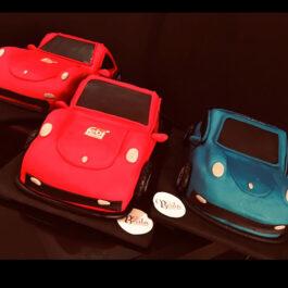 Torta Carros Empresariales