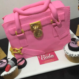 Torta Cartera Fashion