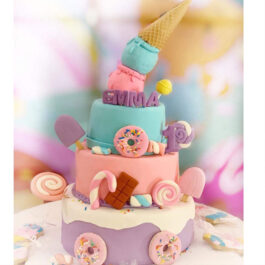 Torta Dulces 1 añito