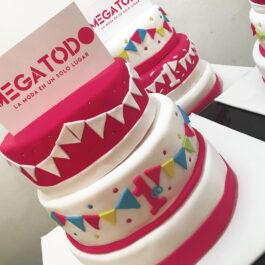 Torta Empresarial Fiesta