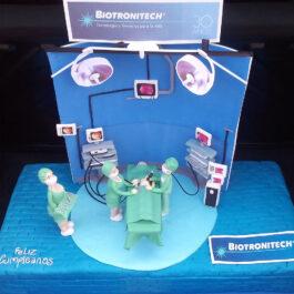Torta Empresarial Biotronitech