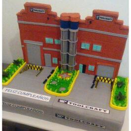 Torta Empresarial Fabrica