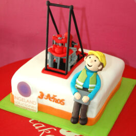 Torta Empresarial Ingeniero
