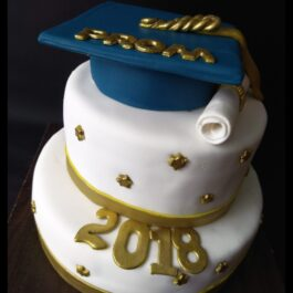 Torta Grado Azul