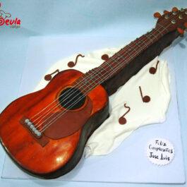 Torta Guitarra Acústica