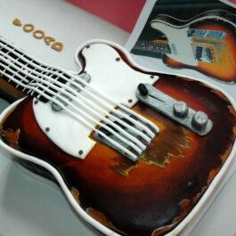 Torta Guitarra Fender
