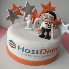 Torta Host dime Empresarial