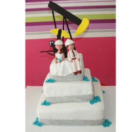 Torta Matrimonio Ingenieros