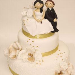 Torta Matrimonio 2