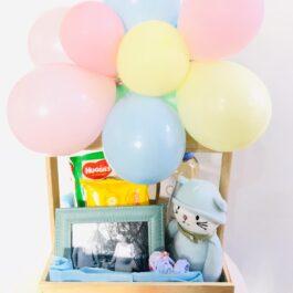 Caja de regalo babyshower