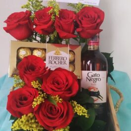 Canasta Redrose