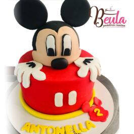Torta Mickey Express